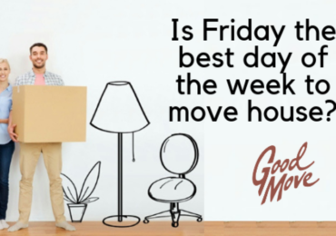 Is Friday The Best Day Of The Week To Move House?