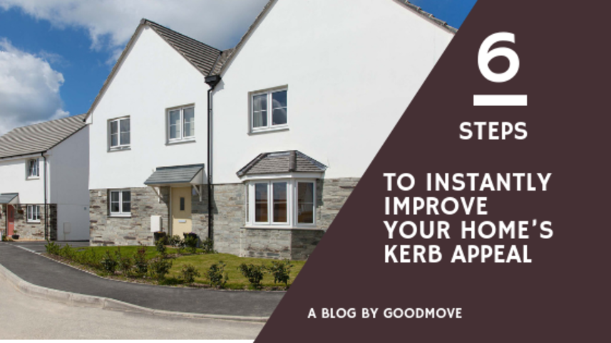 Six Steps To Instantly Improve Your Home's Kerb Appeal