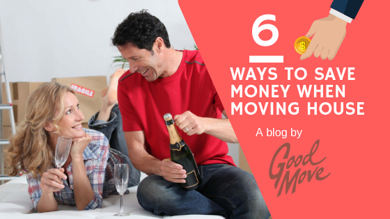Six Money Saving Tips When Moving House