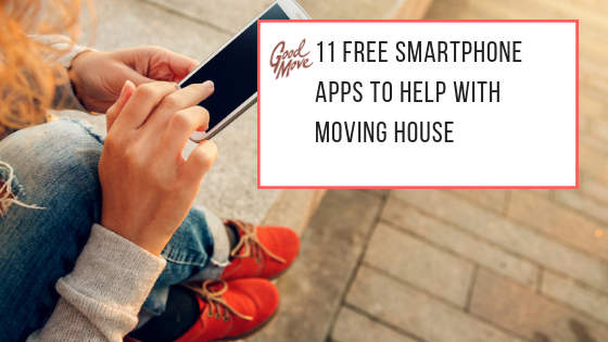 10 Free Smartphone Apps For Moving House