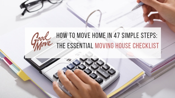 moving home checklist
