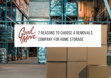 7 Reasons To Choose A Removals Company For Home Storage