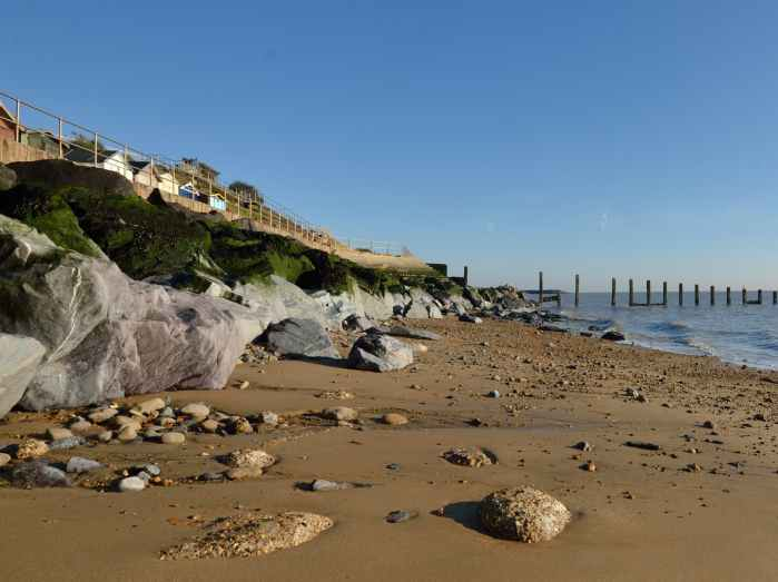 Clacton on Sea beach