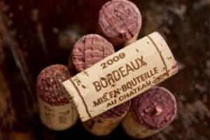 Bordeaux Wine Cork, France