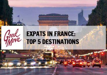 Expats in France: Top 5 Destinations