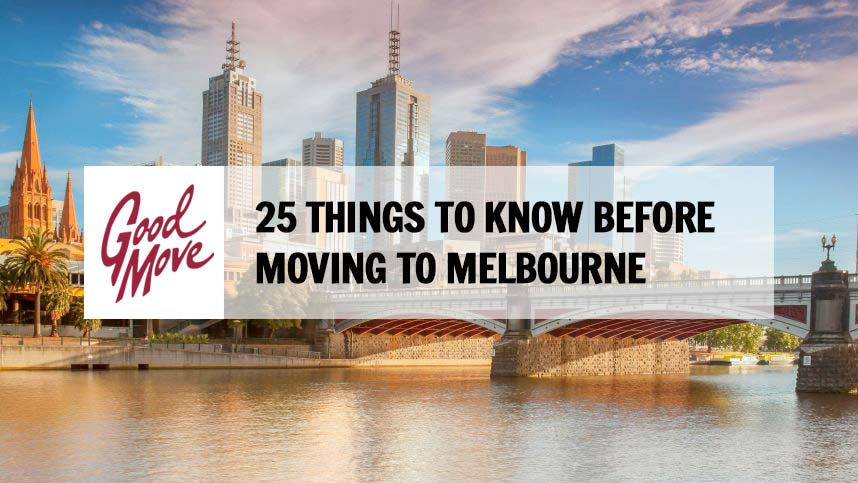 25 Things To Know Before Moving to Melbourne