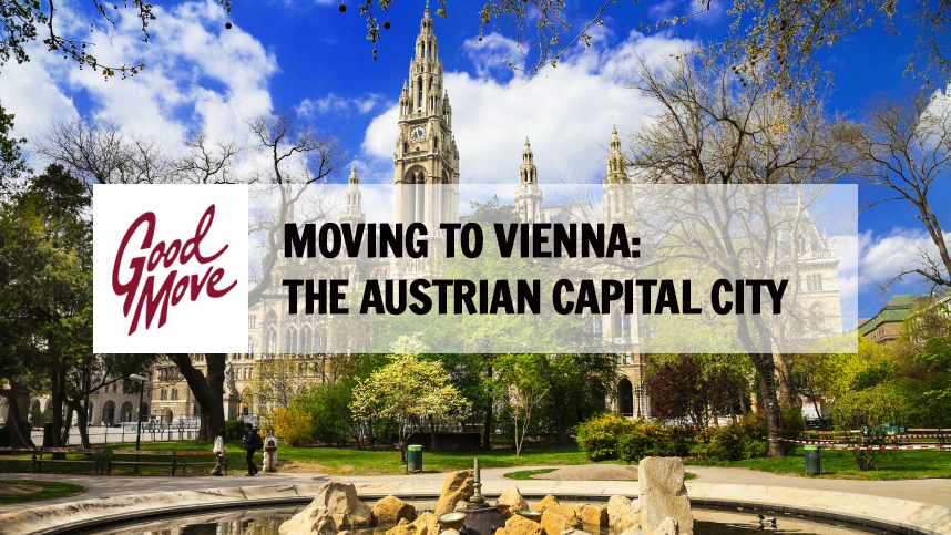 Moving to Vienna: The Austrian Capital City