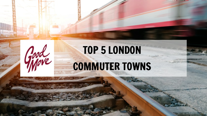 Top 5 London Commuter Towns
