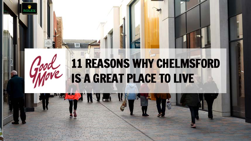 11 Reasons Why Chelmsford is a Great Place to Live