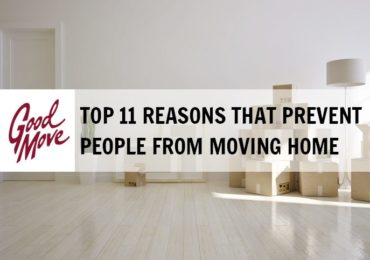 Top 11 Reasons That Prevent People From Moving Home