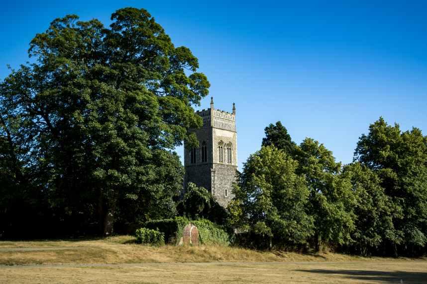Christchurch Park Church