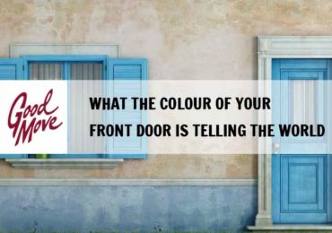What The Colour of Your Front Door Is Telling the World