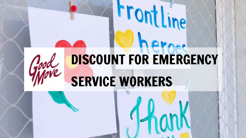 Discount For Emergency Service Workers