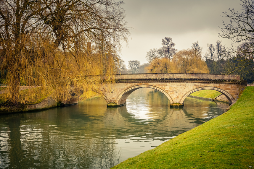 River Cam Bridge