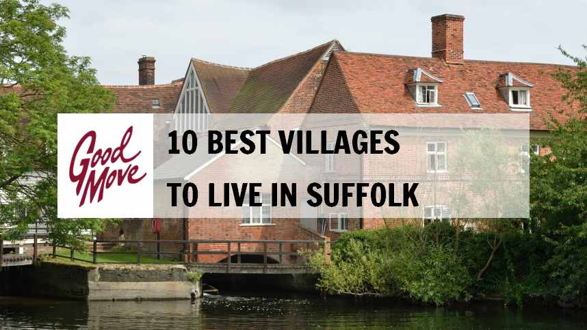 10 Best Villages to Live in Suffolk