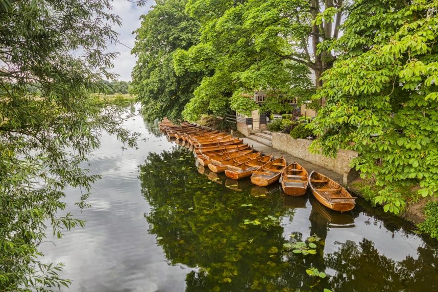 Boats, Dedham Vale