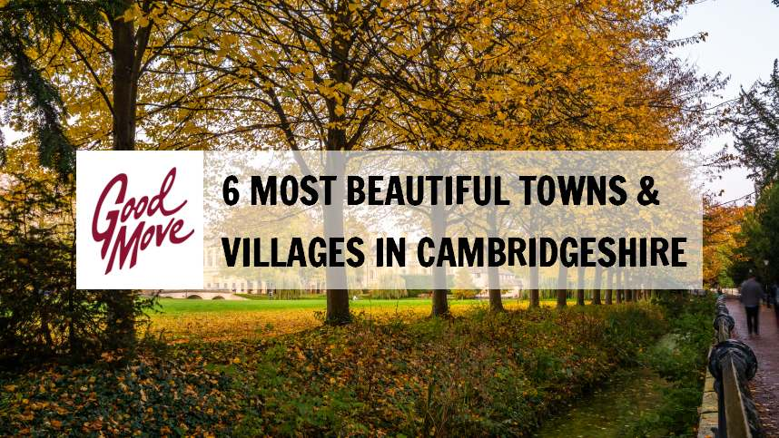 6 Most Beautiful Towns & Villages in Cambridgeshire