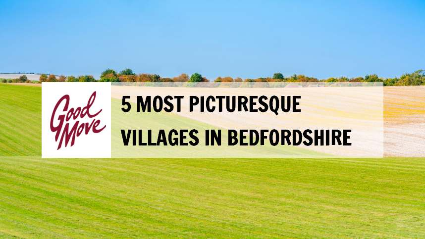 5 Most Picturesque Villages to Live in Bedfordshire