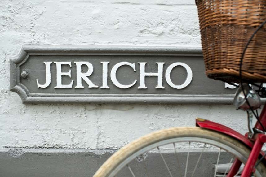 Jericho, Oxford