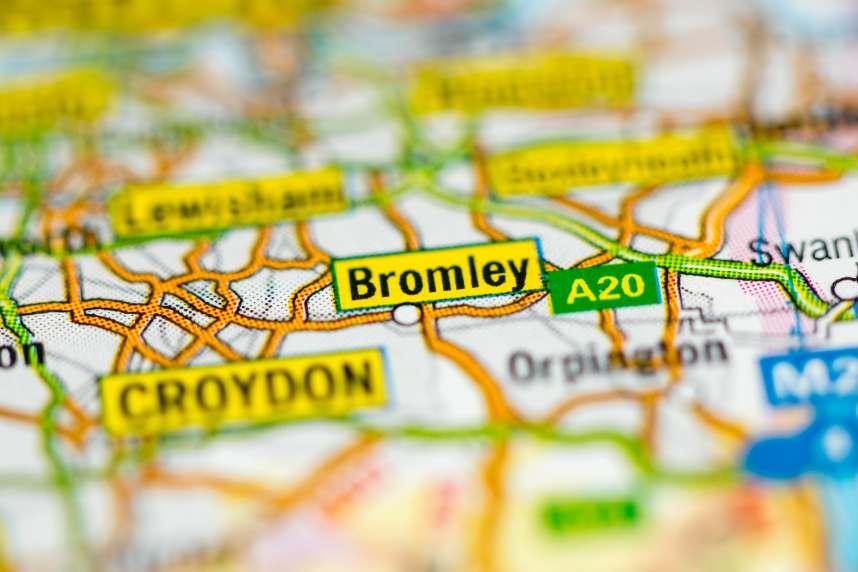 Bromley. United Kingdom