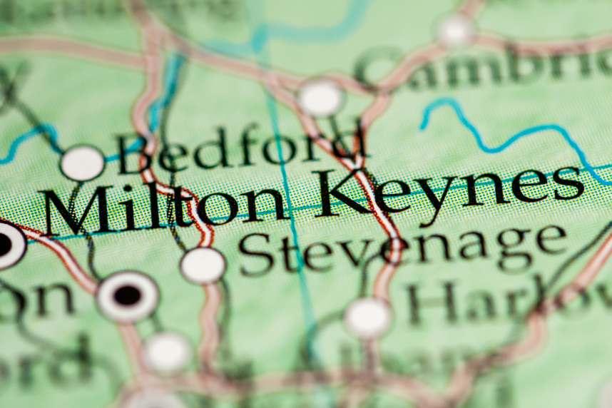 Milton Keynes, England, UK
